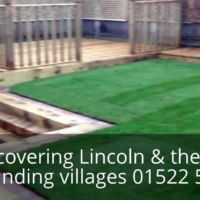 The ultimate decking & lawn from start to finish